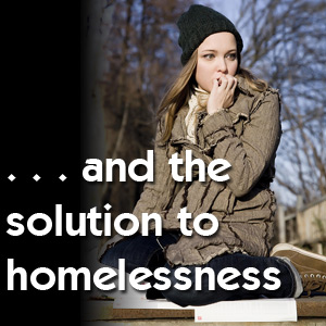 solution to homelessness